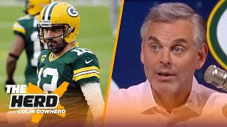 Aaron Rodgers isn't a diva for seeking competency from Packers, talks LeBron —Colin   THE HERD