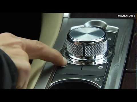 Hot Jaguar Cars-2013 Jaguar XF Sportbrake - Interior Video 1