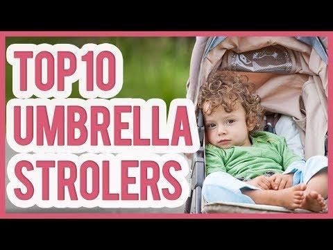 Best Umbrella Stroller 2019 – TOP 10 Umbrella Strollers