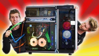 The UGLIEST Gaming PC