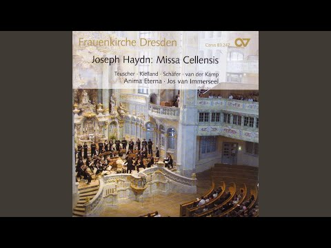 """Mass No. 3 In C Major, Hob.XXII:5, """"Missa Cellensis In Honorem BVM"""", """"Cacilienmesse"""": Agnus..."""