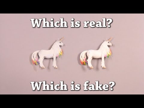 Fun Test: Which Is Real? Unicorn Drawing Challenge!