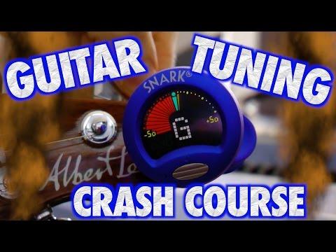 Guitar Tuning Crash Course