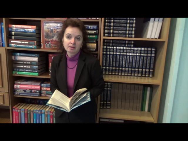 Изображение предпросмотра прочтения – ВикторияКочарян читает произведение «Девушка пела в церковном хоре» А.А.Блока