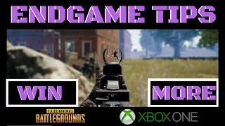 PUBG XBOX - TIPS ON WINNING : How to Win More Games on PUBG Xbox (Controller Gameplay)