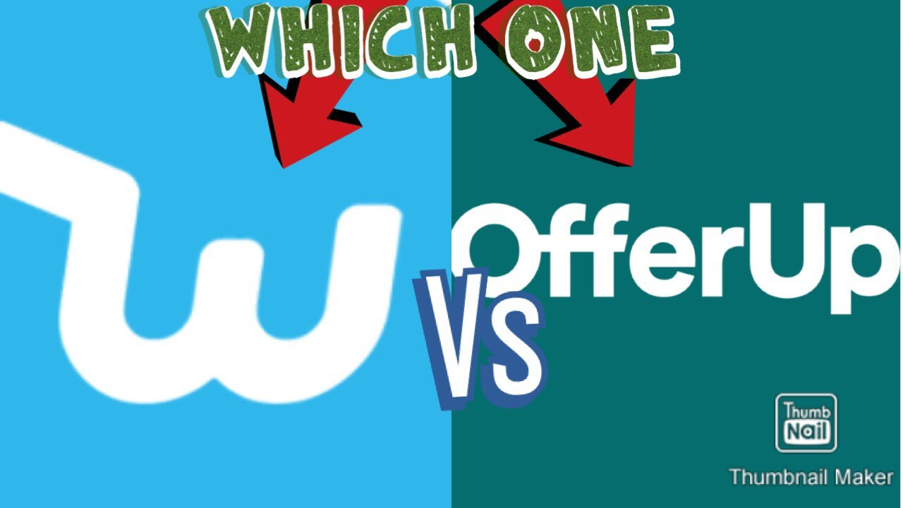 Which is better wish or OfferUp??