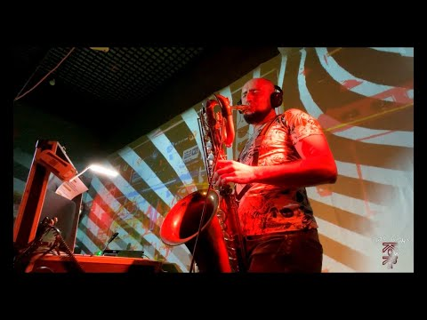Embrion Bormana — Space B. Live at KORA Late Night Show