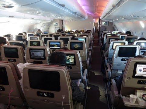 Asiana Airlines/Tokyo NRT - Seoul ICN - Tokyo NRT/Economy Class/A380-800 + B 777-200ER/NOV 2016