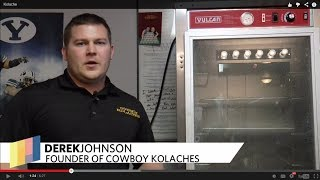 """Cowboy Kolaches, A Byu Start-up Having """"sweet"""" Success In Business Competitions & In The Marketplace"""