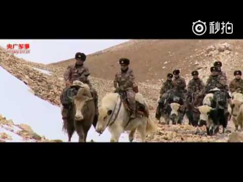China's People's Liberation Army Ground Force released its latest promo video