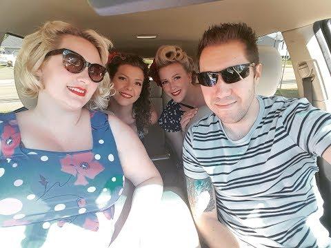Jeff's Musical Car - Rosie & The Riveters