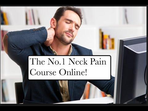 Mckenzie Neck Exercise No.1