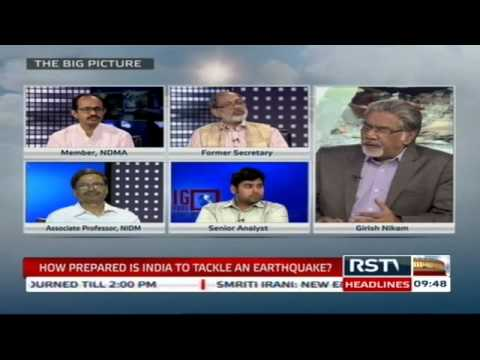 The Big Picture - How prepared is India to tackle an Earthquake?