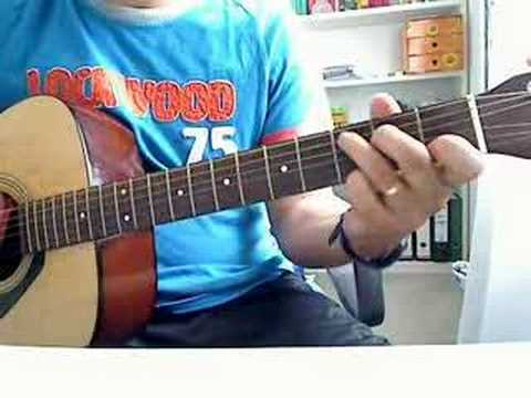 Stuck On You Lionel Richie Guitar Cover Youtube