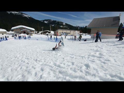 Pond Skim 2016 - The Summit At Snoqualmie
