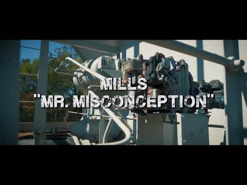 Mr. Misconception - Mills (Prod. by Just Blaze) [Official Music Video]