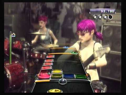 Rock Band 3 - A Christmas Rock Medley (Expert Pro Drums 96% 5 Stars)