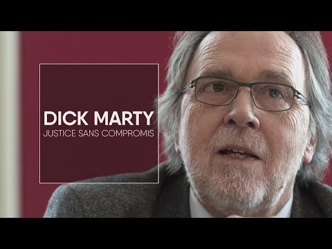 Dick Marty, justice sans compromis