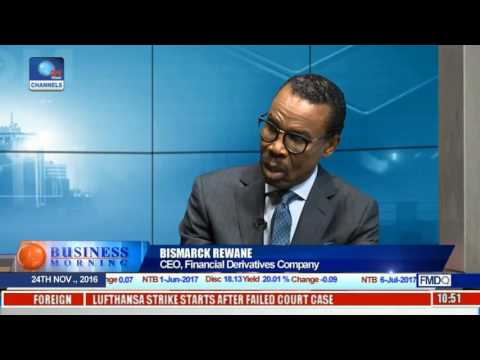 Business Morning: State Of Nigeria's Economy With Economist Pt.2