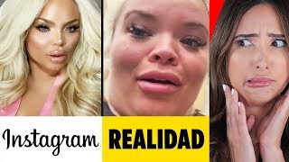 INSTAGRAM vs LA VIDA REAL - NUNCA HAS VISTO ALGO ASI! | Mariale