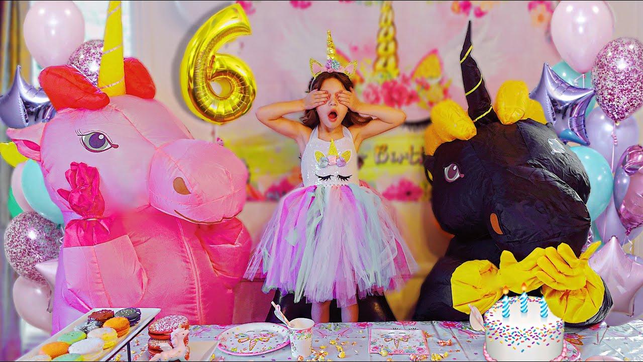 SOLAGE'S SURPRISE 6TH BIRTHDAY PARTY!!!   Familia Diamond