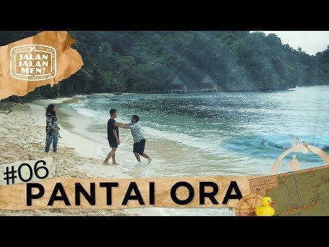 [FINAL EPISODE] #Jalan2Men2018 - Have Fun di Pantai Ora - Ep 06 - 동영상