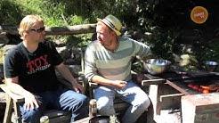 Grillipippuri: Karitsaa grillissä