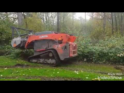 KBA brush clearing vancouver wa