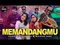 MEMANDANGMU | REGGAE SKA ACOUSTIC COVER | LITA MANDA x NIKISUKA BAND