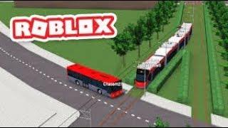 I like a bus driver-transport Simulator-Roblox