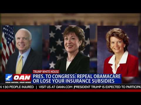 Download Youtube: Pres. to Congress: Repeal Obamacare or Lose Your Insurance Subsidies
