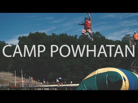 Camp Powhatan - Get Ready For A BIG Summer Experience