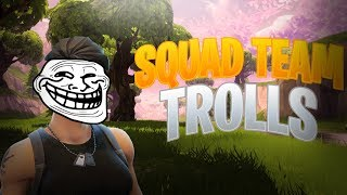 Funny Squad Game (Trolls and Funny Moments)