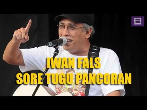 Iwan Fals - Sore Tugu Pancoran [Video Lirik]