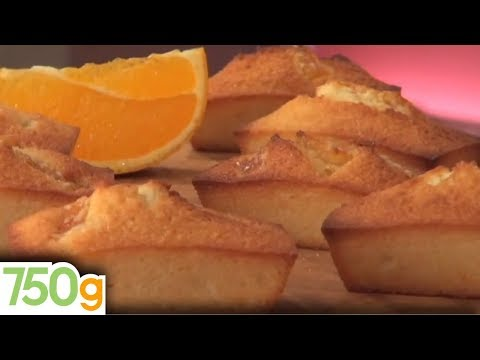 recette-de-financiers-à-l'orange---750g