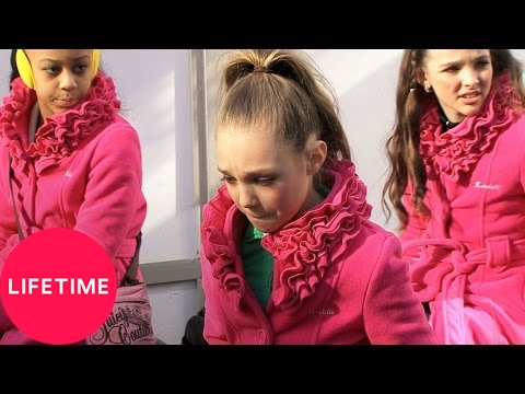 Dance Moms: Goodbye Special: Maddie's Ice Skating Meltdown (S6, E24)  | Lifetime