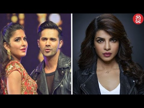 Varun, Katrina's Dance Film To Be Made In 4D? | Priyanka Searching Right Script For Her Comeback?