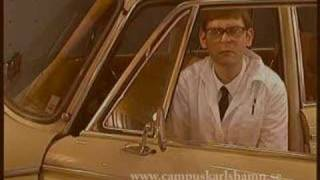 Funny retro commercial for BMW 1800