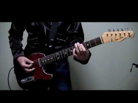 HOTEI「RUSSIAN ROULETTE」guitar cover