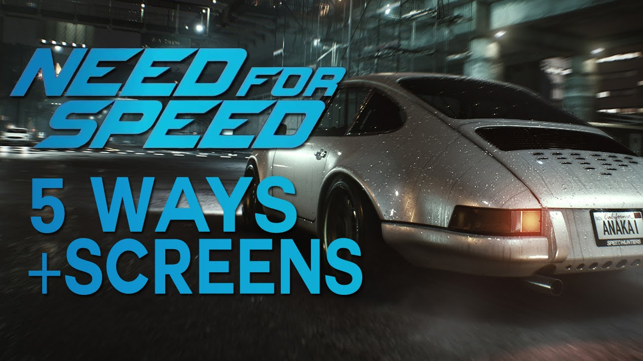 Need For Speed Spielen