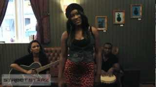 Street Starz TV: Joelle Moses - Break A Peace [@JoelleMoses]