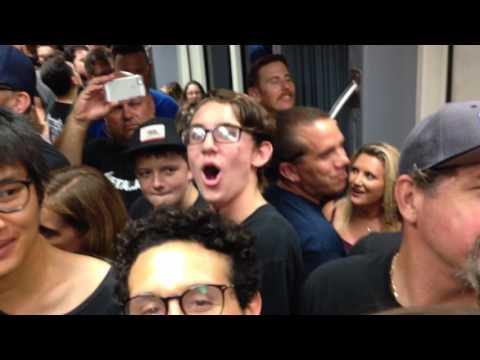Packed Trolley Mob Sing along - Bohemian Rhapsody - INSANE MUST WATCH !