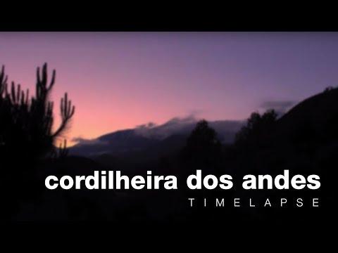 Cordilheira dos Andes | Timelapse