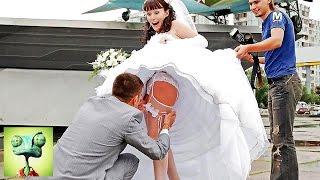 Лучшие и Смешные Свадебные Приколы. Свадебные Приколы №3 ( Fanny Wedding Jokes )