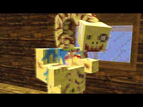 Don't play Phasmophobia in Minecraft at 3AM..