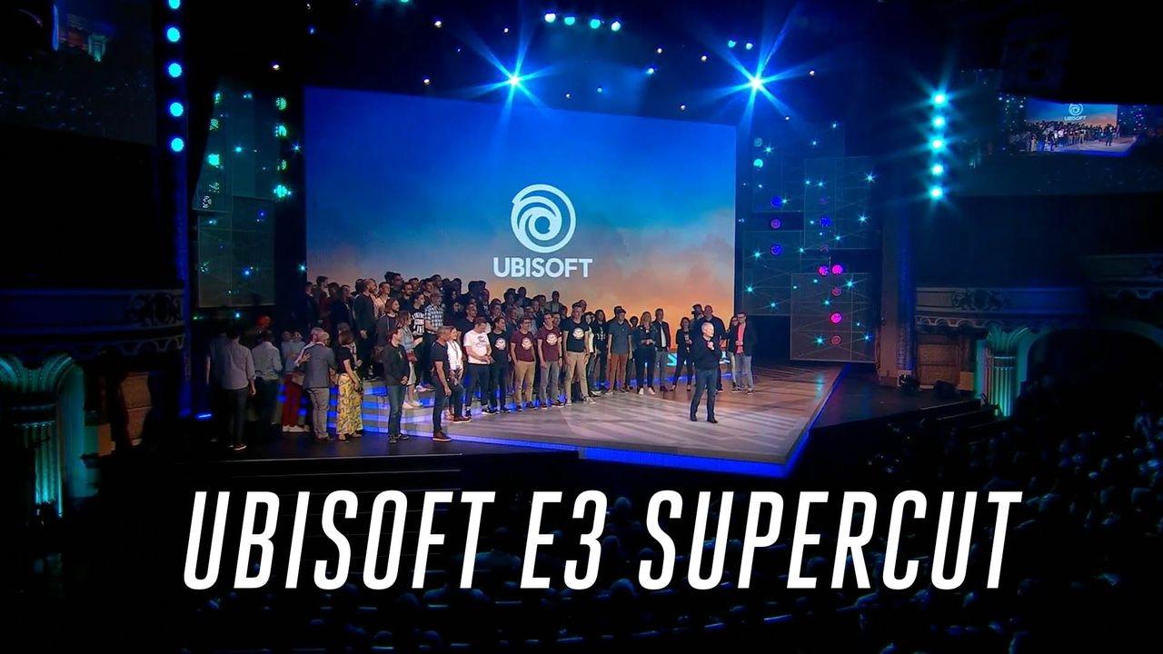 Resultado de imagem para Ubisoft E3 2017
