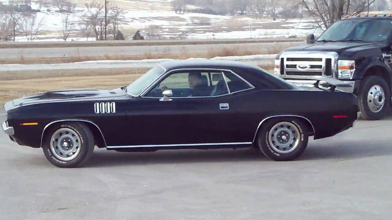 71 Cuda For Sale Sold Youtube