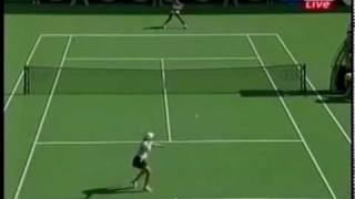 [HL] Serena Williams vs. Kim Clijsters 2003 Australian Open [SF]