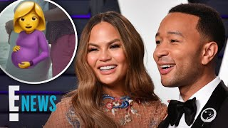 Chrissy Teigen Is Pregnant With Baby No. 3 | E! News