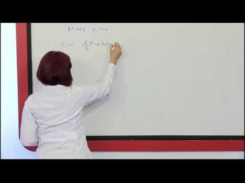 KPSS Matematik Kesir Problemleri